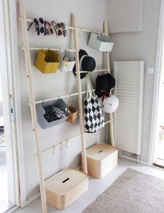 Ladder shelves9