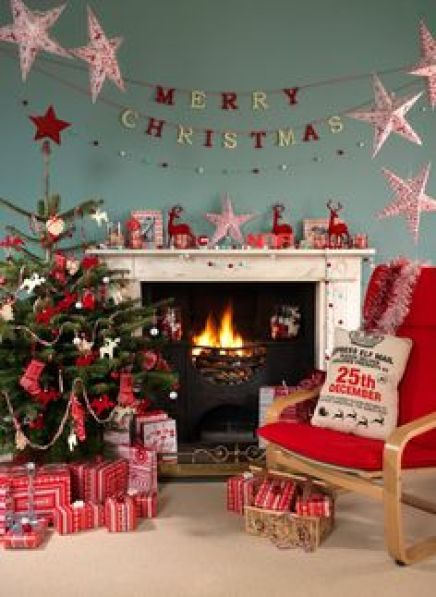 Red Christmas ideas12
