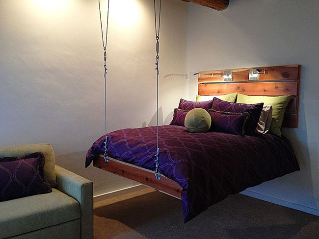 Hanging bed ideas10