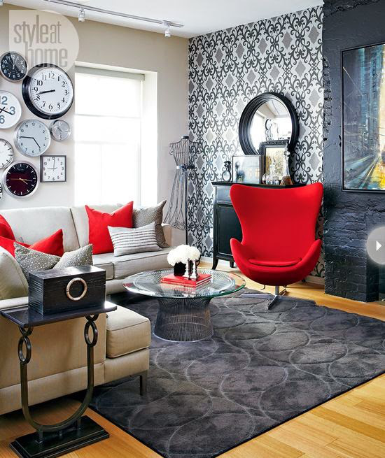 modern decorating ideas for small rooms6