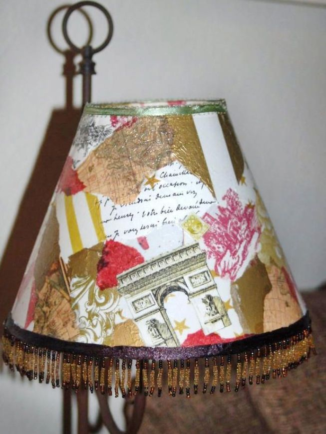Furniture Decoupage ideas30