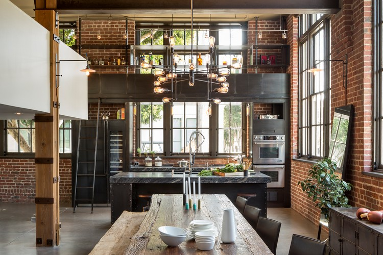 industrial kitchen ideas (10)
