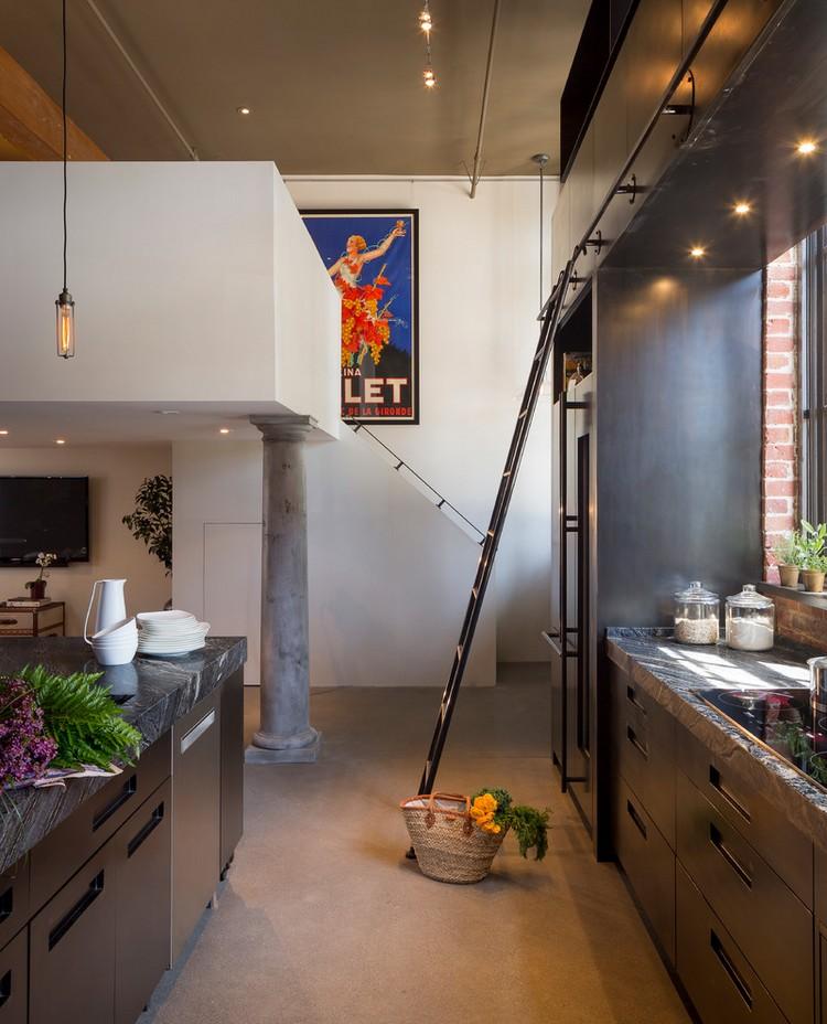 industrial kitchen ideas (12)