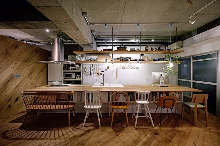 industrial kitchen ideas (36)