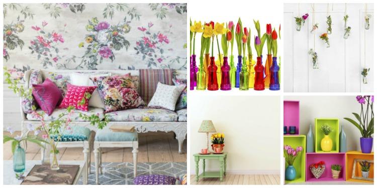 Decorating spring ideas