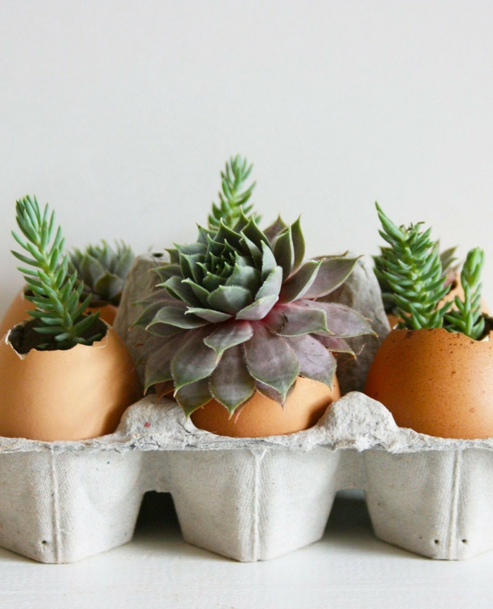 Diy Easter decoration ideas with Easter eggs39