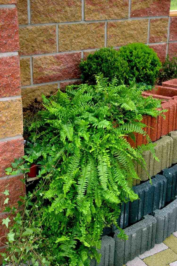 Concrete garden jardinières (17)