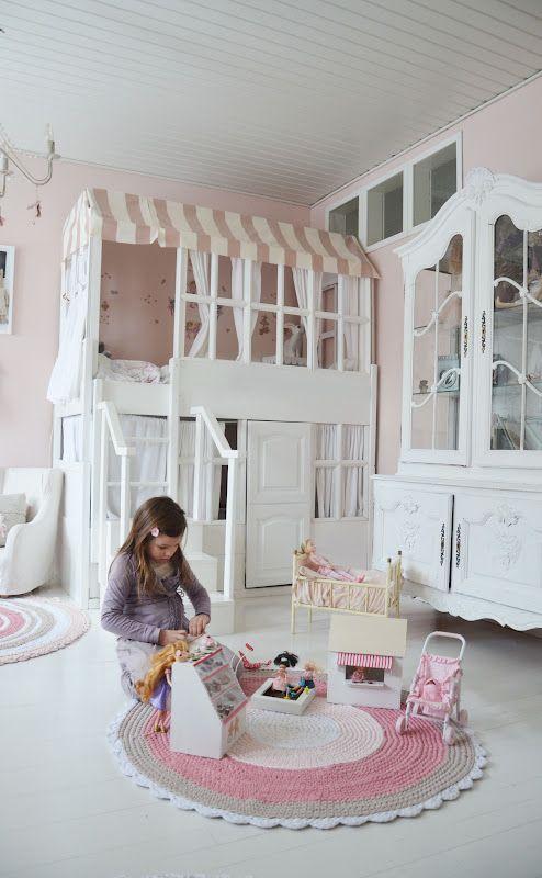 Mini Children's bed ideas38