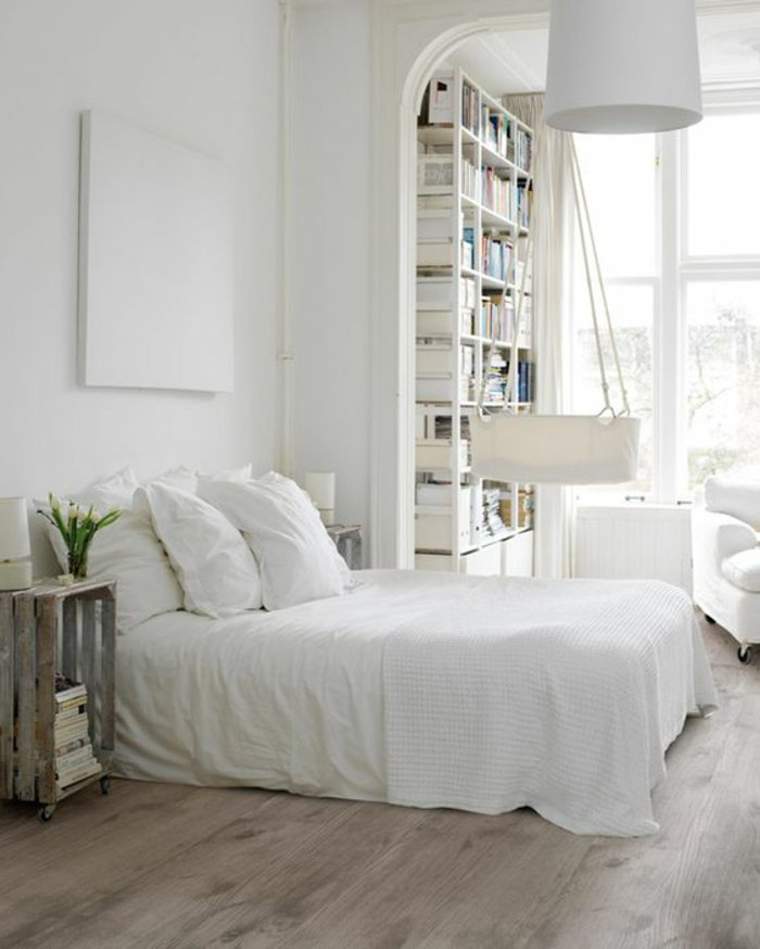 White bedroom ideas39