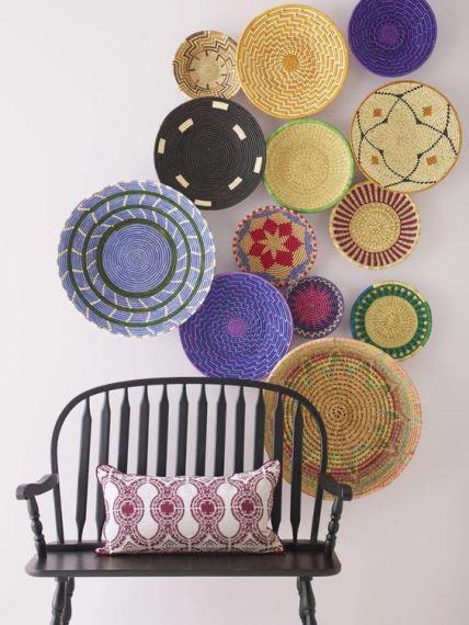 Summer Baskets decoration ideas3
