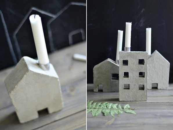 DIY decorative ideas with cement (6)