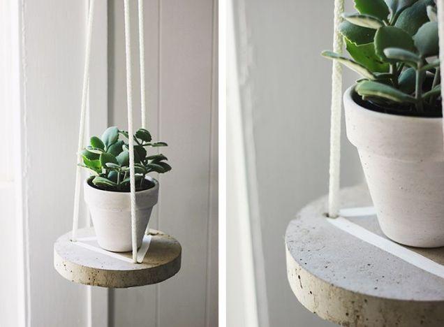 DIY decorative ideas with cement (9)