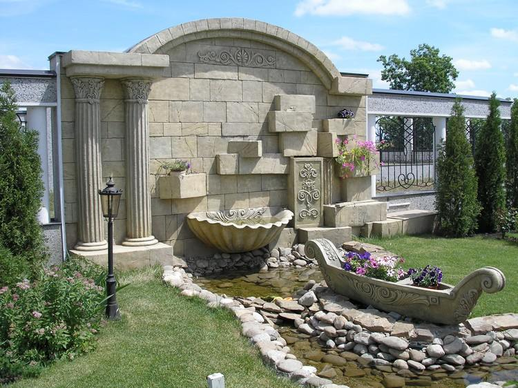 Modern sculpture for garden (22)