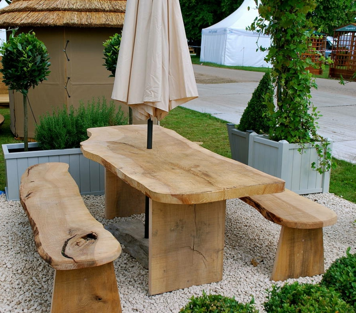 Rustic garden furniture7