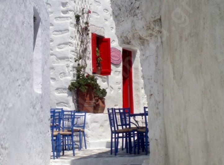 colorful Greek island Amorgos3