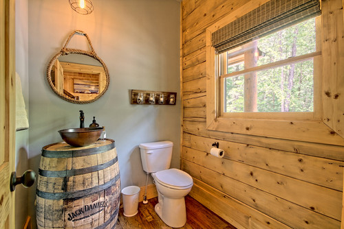 decoration with reclaimed barrels14