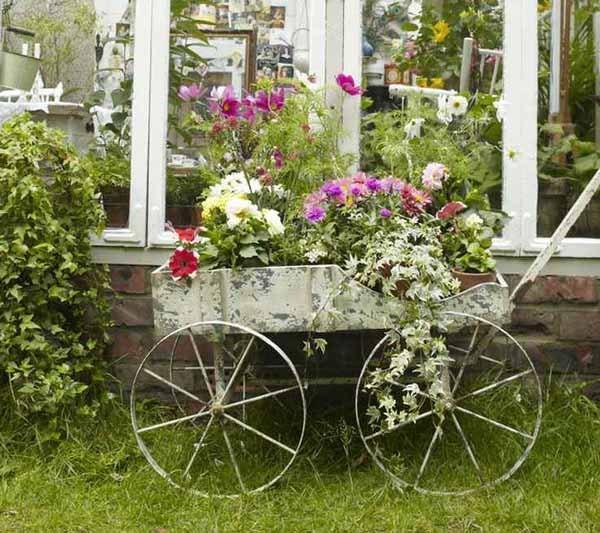 yard Vintage style decoration1