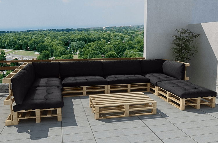 Garden Furniture from pallets8