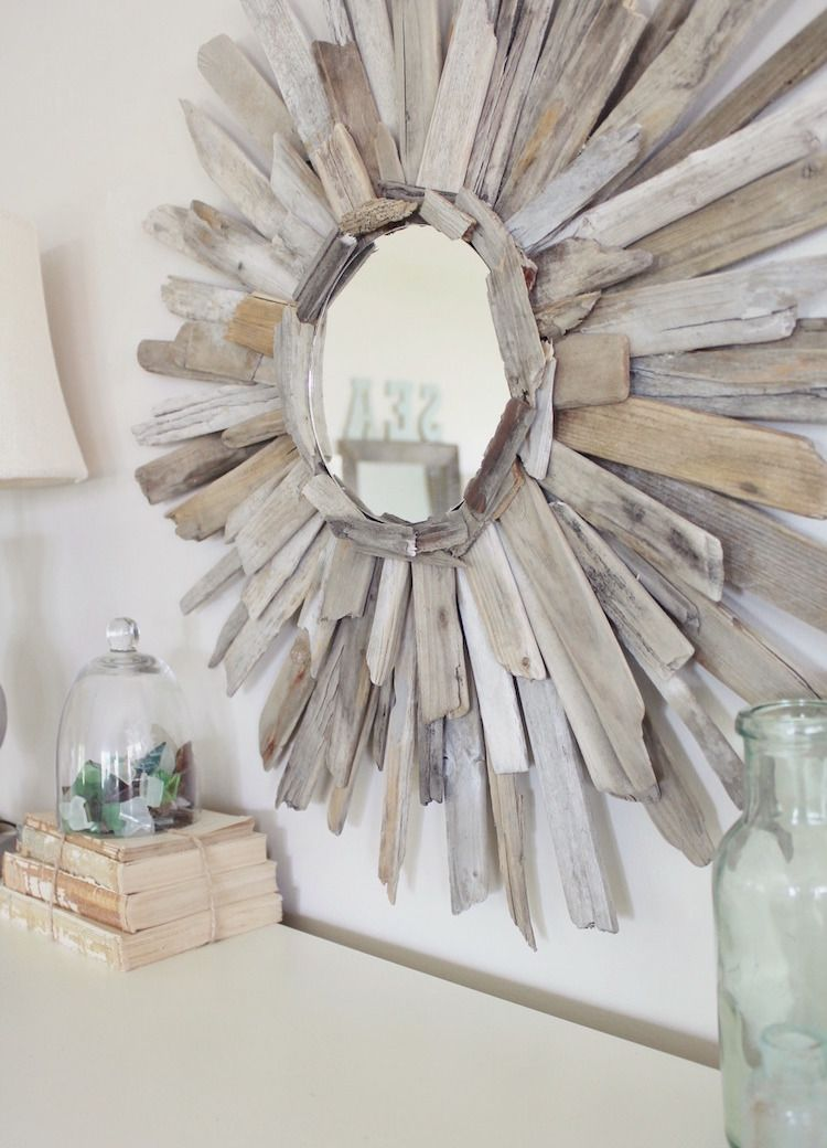 diy decorating ideas from driftwood (5)
