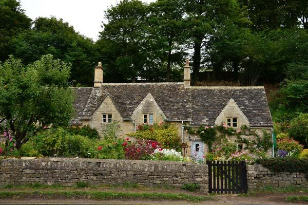 Bibury Incredible beauty in the English province11