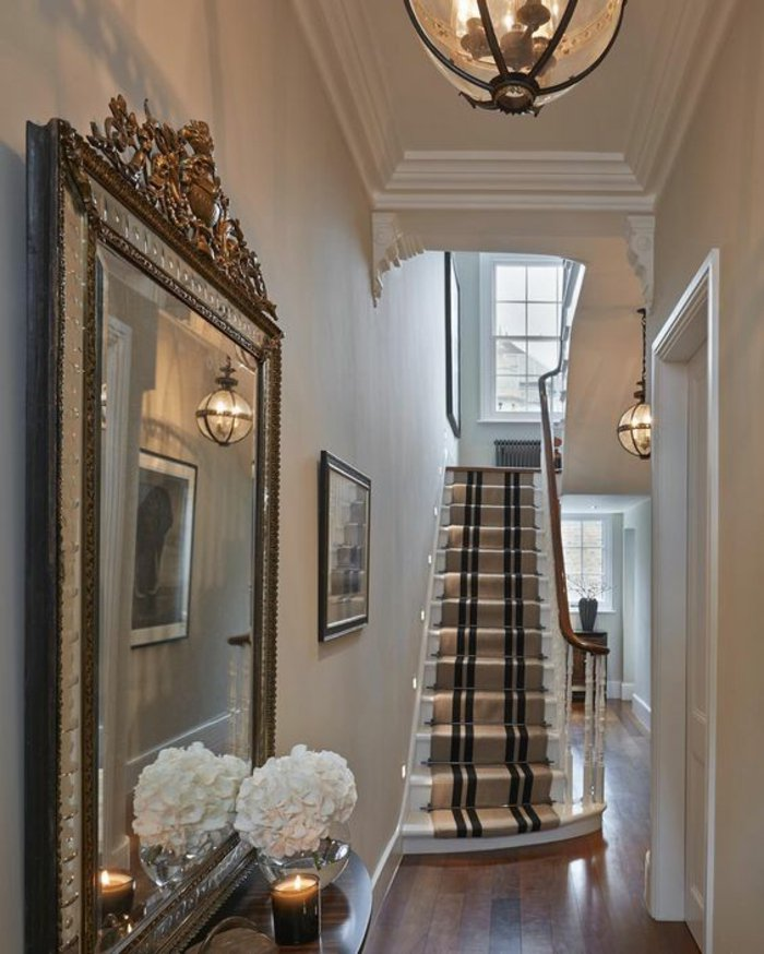 Home entry hall ideas83