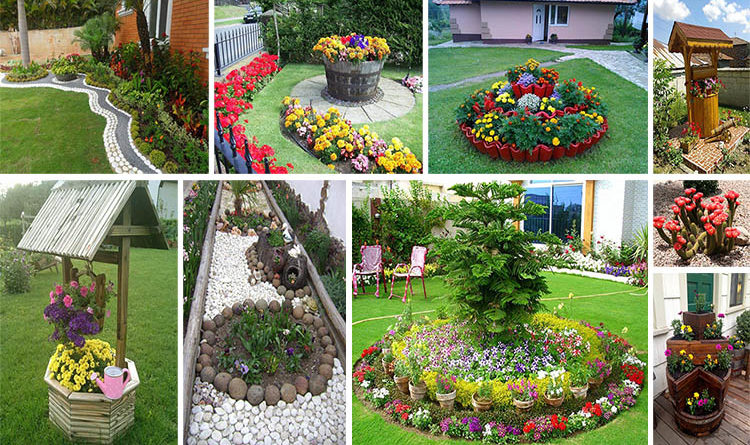 flower beds ideas (1)