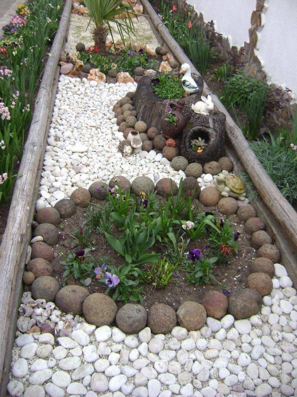 flower beds ideas (5)