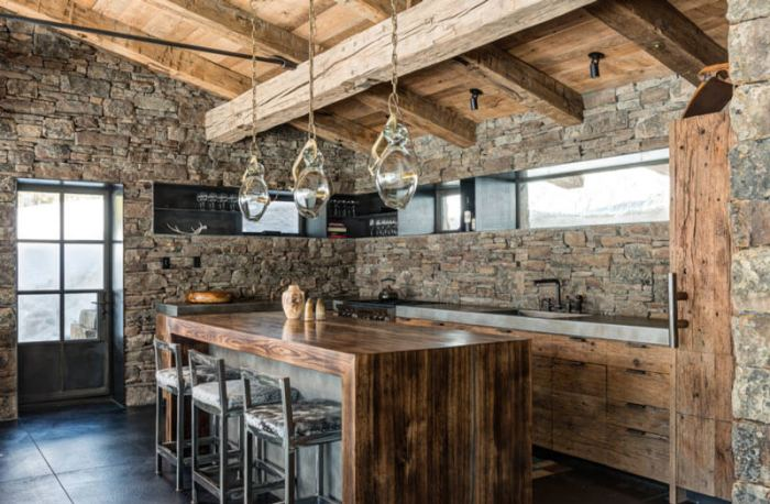 rustic kitchen ideas16