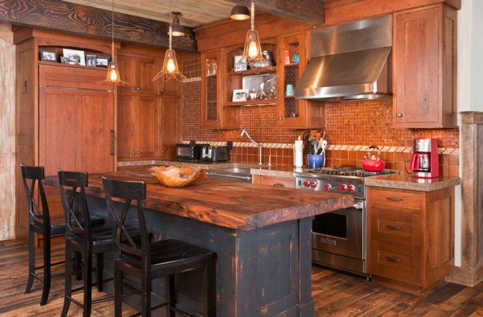 rustic kitchen ideas18