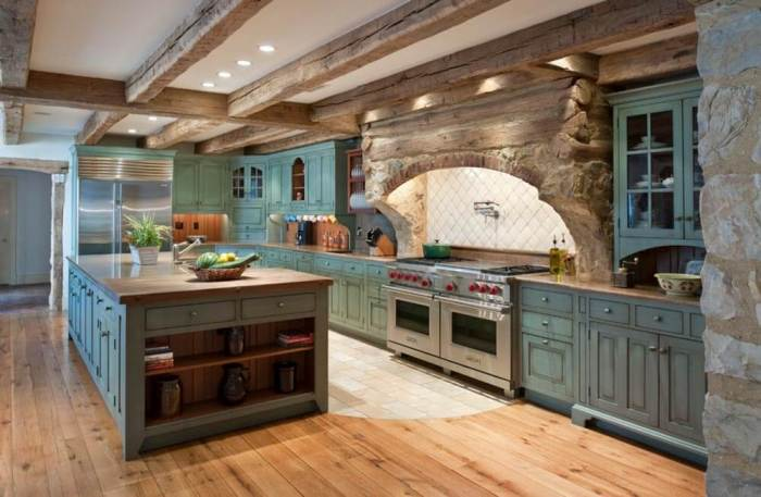 rustic kitchen ideas3