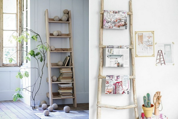 Decorating with ladders (1)