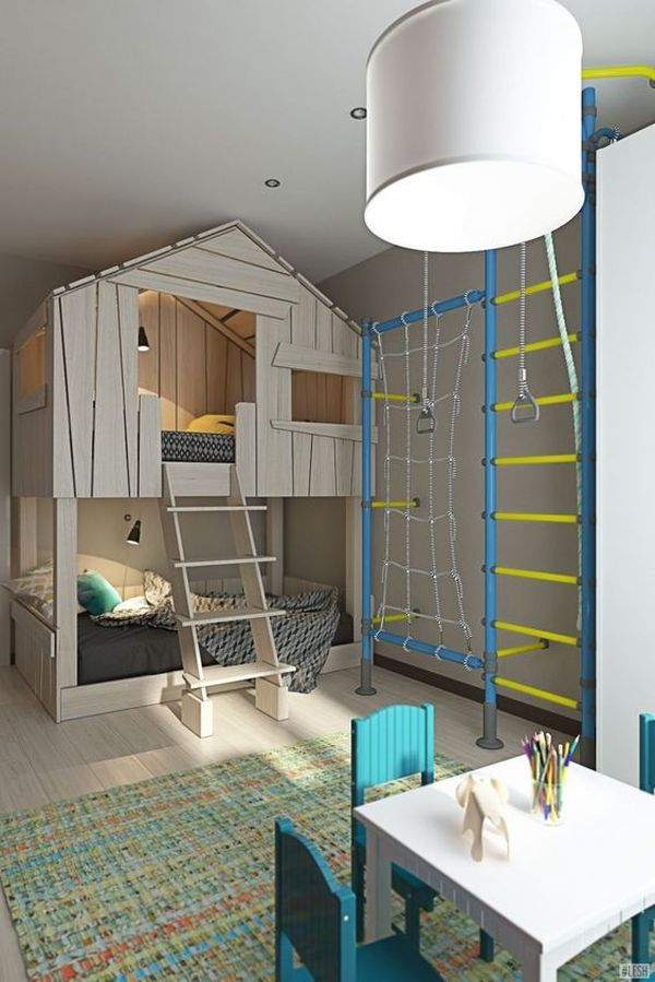 Fresh kid's room ideas1