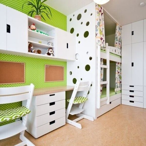 Fresh kid's room ideas10