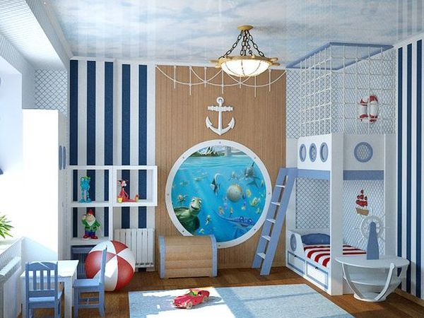 Fresh kid's room ideas7