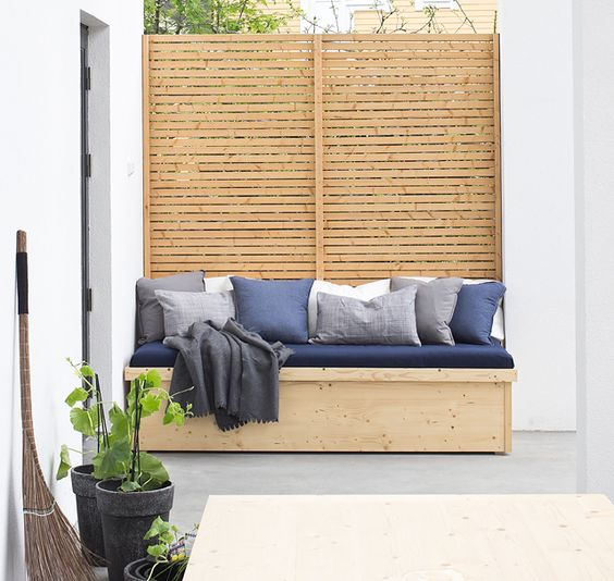 outdoor furniture ideas with storage solutions11
