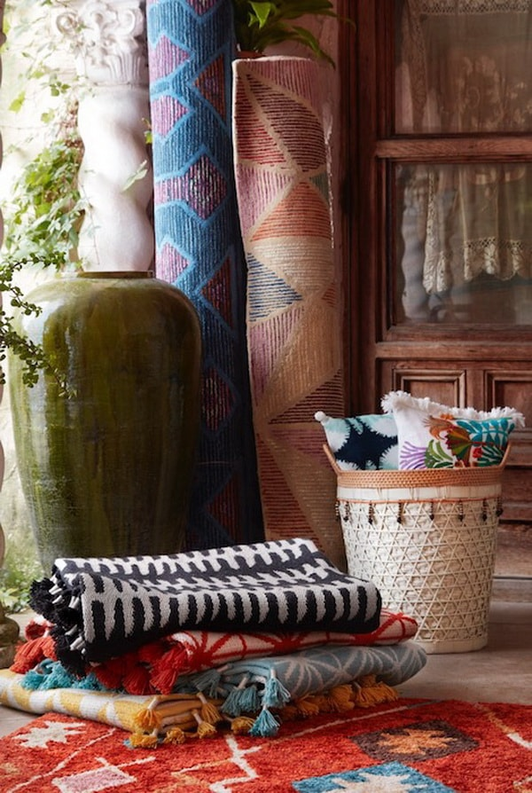 Mydesiredhome - Bohemian Style Decoration10