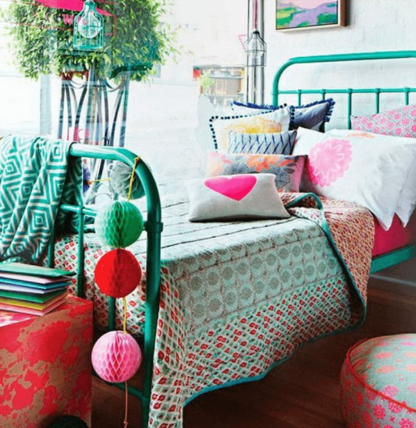Mydesiredhome - Bohemian Style Decoration5