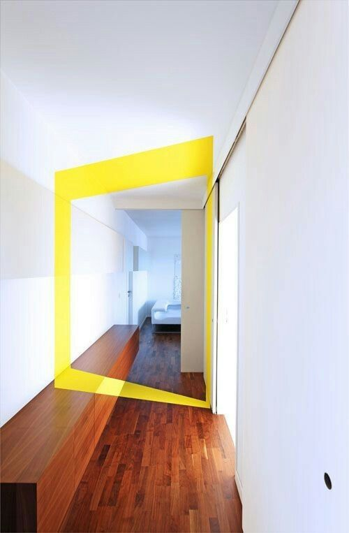 geometric shapes color wall deco21