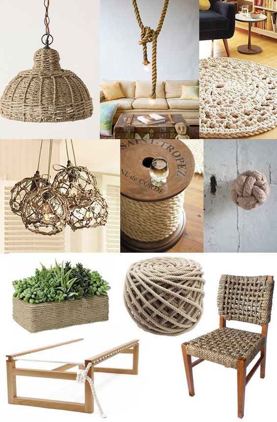 nique diy decoration ideas with rope (19)