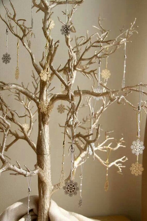 Branches Christmas tree (25)