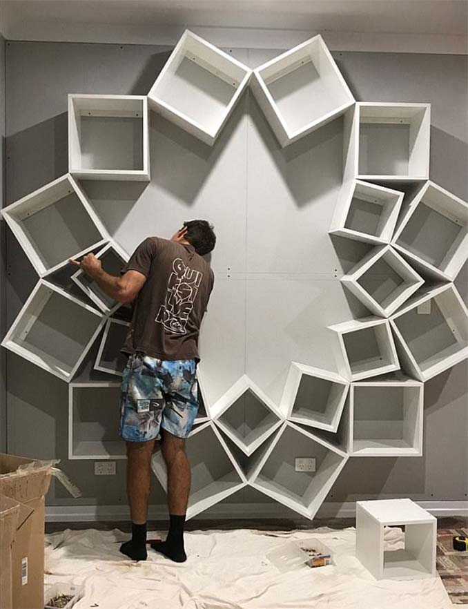 DIY bookcase4