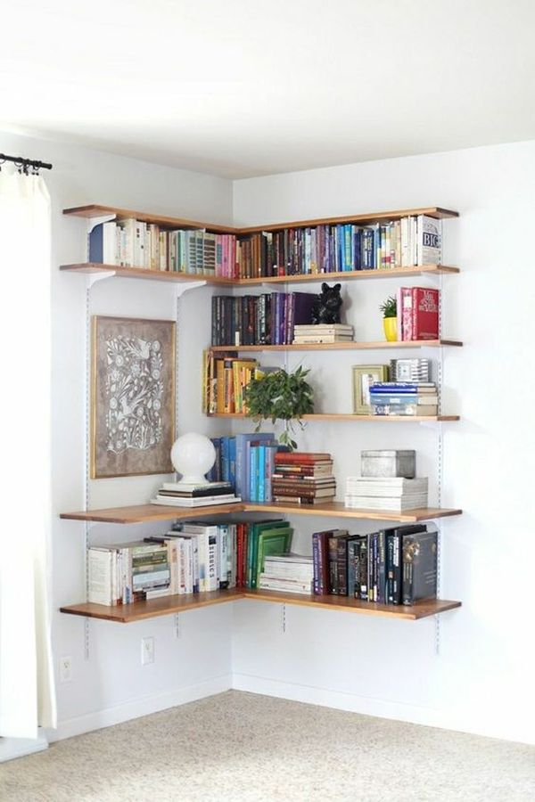 practical and unique ideas to organize books1