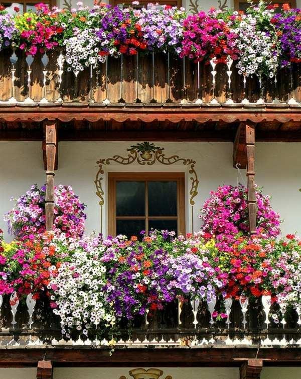 mydesiredhome - blooming balconies ideas2