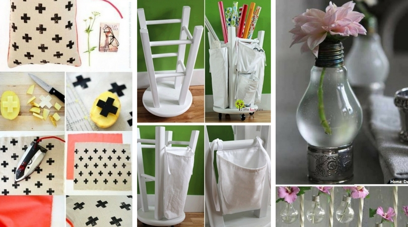 11 Easy Fast And Cheap Diy Crafts You Can Make Yourself My Desired
