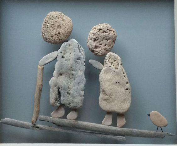 Pebble art ideas22