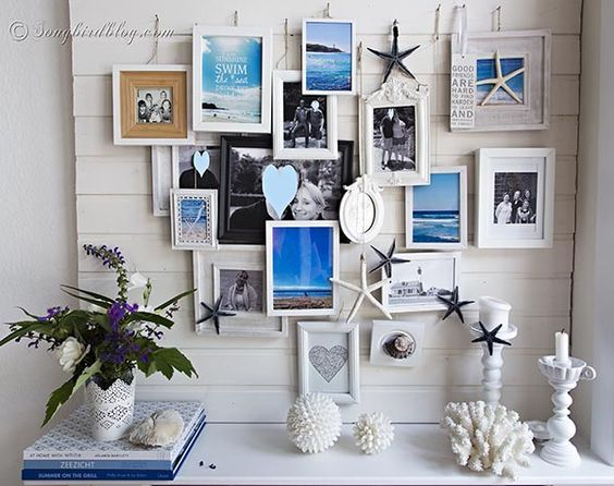 Summer Ideas - crafts for the walls26
