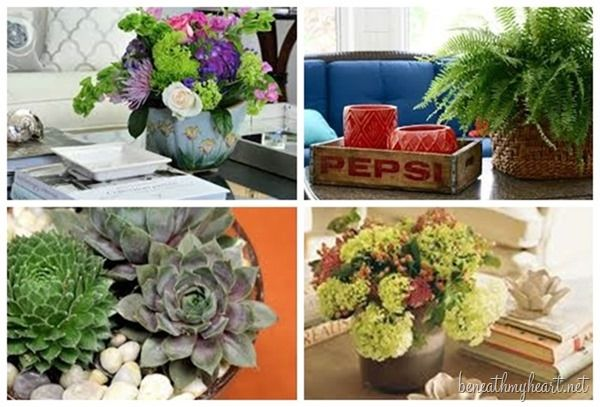 living room table decoration ideas25