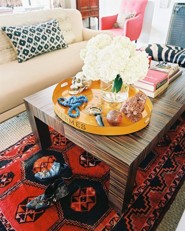 living room table decoration ideas26