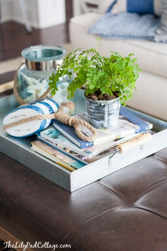 living room table decoration ideas27