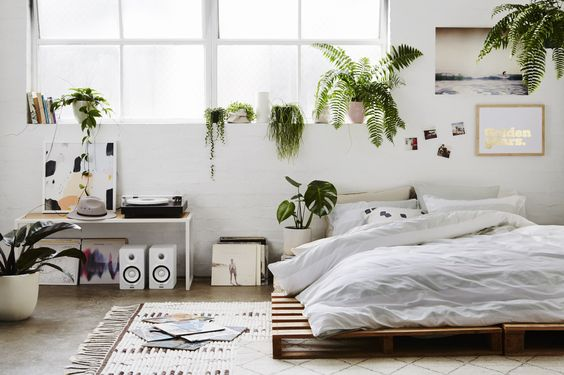 Pallets Bed Ideas2